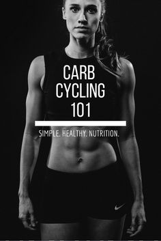 Carb Cycling for Simple Healthy Nutrition #hiitburn