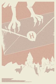 Harry Potter and the Sorcerer's Stone by  J. K. Rowling Litograph Poster Print 49.00