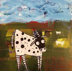 Cow. Lehmä.
