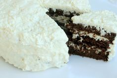 Low Carb German Chocolate Cake! (6 net carbs - perfect for my birthday!)