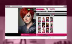Heads Website Created By Kamedia Create Website, Polaroid Film, Design