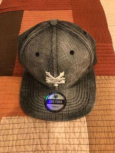 e41f6fea9 ZOO YORK Snapback Hat Cap Baseball One Size Skater Hat Flat Bill #fashion  #clothing