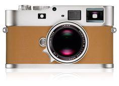 Área Visual: Leica M9-P Hermès Edition