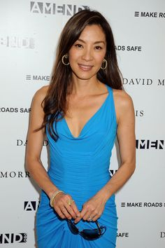 Michelle Yeoh - thunbs up for another Malaysian!