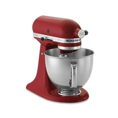 KitchenAid Artisan Stand Mixer ($350) ❤ liked on Polyvore featuring home, kitchen & dining, small appliances, kitchenaid standmixer, kitchenaid small appliances, kitchen aid standing mixer, kitchenaid stand mixer and kitchen aid stand mixers