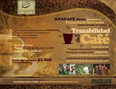 Curso Trazabilidad del Café / 18 y 19 Feb 2013 #DF