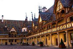 Beaune in Bourgogne