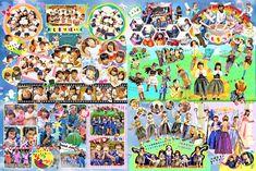 受賞アルバムデザインの画像 Graduation Photos, Art For Kids, Album, Pattern, Photography, Painting, Senior Pics, Photograph, Art Kids