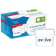 PACK 3 FILTROS AQUA OPTIMA EVOLVE COMPATIBLE BRITA MAXTRA - OPTIMA, 3 MESES, MRW