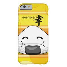 Happiness Japanese Manga Onigiri