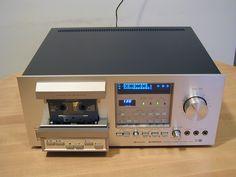 Pioneer CT-F900 Cassette Deck