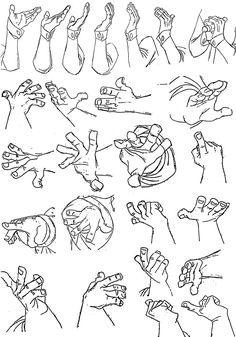 Animation Art — Blue Monkeys From Marz