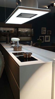 Comprex Italian kitchen | Eurocucina Milano 2016.