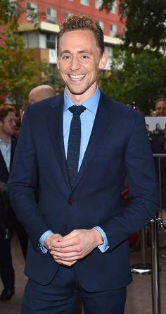 Tom Hiddleston at the Toronto International Film Festival (TIFF) 11.9.2015