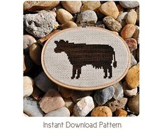 Lion Cross Stitch Pattern Instant Download by Sewingseed on Etsy