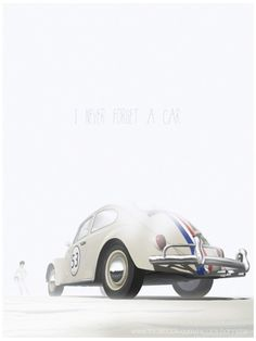 herbie love bug disney mexico beetle volkswagen bannister banncars movie poster