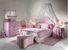 enxoval cor de rosa country para quarto infantil feminino