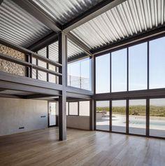 Casa M, en España, de MDBA & Guallart Architects