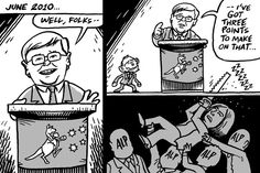 Australian election 2013 – the graphic novel