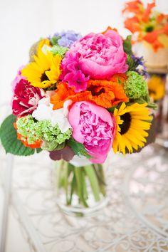 Flower Design Events: Bridal Bouquet