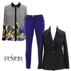 Yeni haftaya başlarken ofis stilinizle fark yaratın ..  www.fever.com.tr