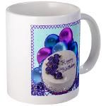 Happy Birthday Mugs #1 Mug  http://www.cafepress.com/lovepositivethinking/9109880
