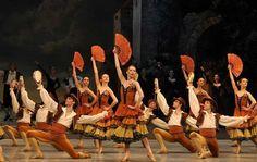 Mikhailovsky Ballet - Don Quixote - London Coliseum - LondonDance