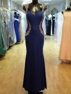 Baroque, Fishtail Dress, Prom Dresses, Formal Dresses, Love Fashion, Jewel, Backless, Gowns, Boutique