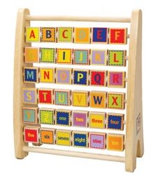 Educo Alphabet Abacus