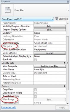 Revit Creating A New View In Revit 2013 Makes New View Discipline Colorful Backgrounds