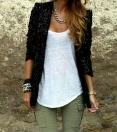 Perfect Saturday night outfit