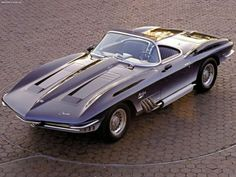 1961 Chevrolet Corvette Mako Shark