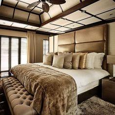 Private Residence / Bed Room / Eric Kuster / Metropolitan Luxury