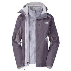 The North Face Boundary Triclimate Ski Jacket (Women's)   Peter Glenn