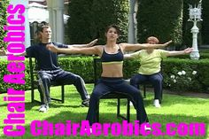 Chair Aerobics from the Chair Aerobics for Everyone series