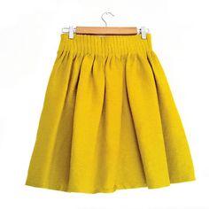 DIY: Clásica y versátil, la falda de vuelo...