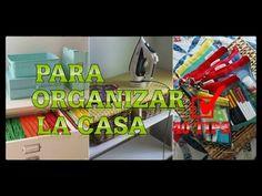 ¡Las Mejores 40 ideas Para Organizar la Casa! - YouTube