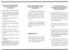 Les Compartimos los requisitos necesarios para legalizar documentos probatorios de estudio de educación primaria, media general y media técnica ante el Ministerio de Educación, si no tienes tiempo, te encuentras lejos o tú trabajo no lo permite te podemos ayudar ==) http://legalizacionesenvenezuela.webnode.es/products/legalizaciones-en-venezuela/ #legalizar #apostillar #venezuela #legalizaciones