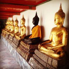 Thailand Bangkok, Buddha, Thailand, Statue, Places, Travel, Viajes, Trips, Traveling