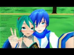 Two-Faced Father Episode 1: A Day to be Remembered [MMD KaitoxMiku]