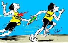 "Charlie Hebdo : l'hommage en dessin des ""Caricaturistes, fantassins de la démocratie"" – metronews"