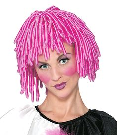 Curly Locks Costume Wig - Clown Costumes