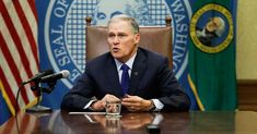 Washington state Governor Jay Inslee Monday signed the nation's first state law intended to protect net neutrality, setting up a potential legal battle with the Federal Communications Commission. State Law, Net Neutrality, Computer Security, Security Tips, Washington State, Jay, Campaign, Content, Technology