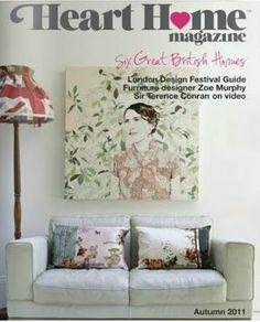 Heart Home - british interior design e-mag
