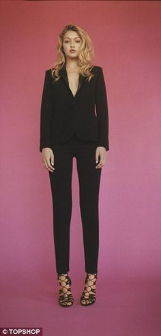 The images were shot in London by acclaimed photographer Tyrone Lebon and styled by the st...