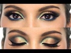 Makeup Look con la Anastasia Subculture Palette Skin Makeup, Eyeshadow Makeup, Day Makeup, Makeup Brushes, Makeup Tips, Yellow Eyeshadow, Contouring Makeup, Matte Eyeshadow, Eyeshadows