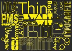 Uit de opleiding Creatief DTP'er, door Steven van Dinter