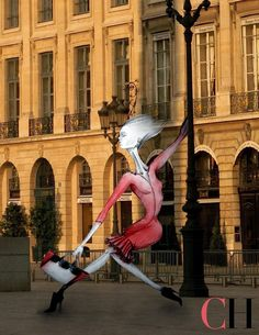 Limerence: Place Vendome and the new collection of CH Carolin...