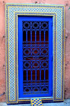 "Marrakech, Morocco. (Morocco-so colorful, good food, where ""Casablanca"" was set. I'd like to visit.)"