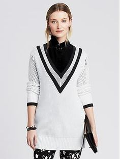 Cricket Sweater // Banana Republic - $98